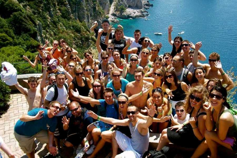 Bus2Alps AG Rome 2 The Amalfi Coast Long Weekend- Blue Route