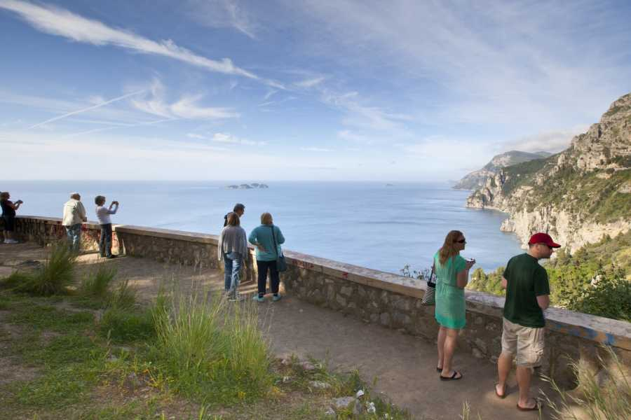 Travel etc Amalfi Coast Experience from Castellammare/Pompeii
