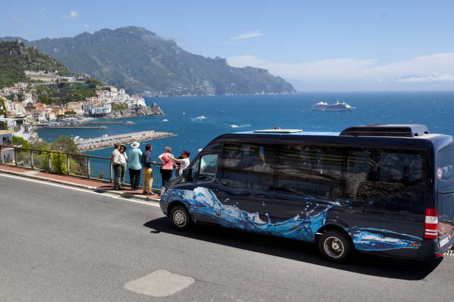 Travel etc Amalfi Coast Experience from Castellammare, Pompeii