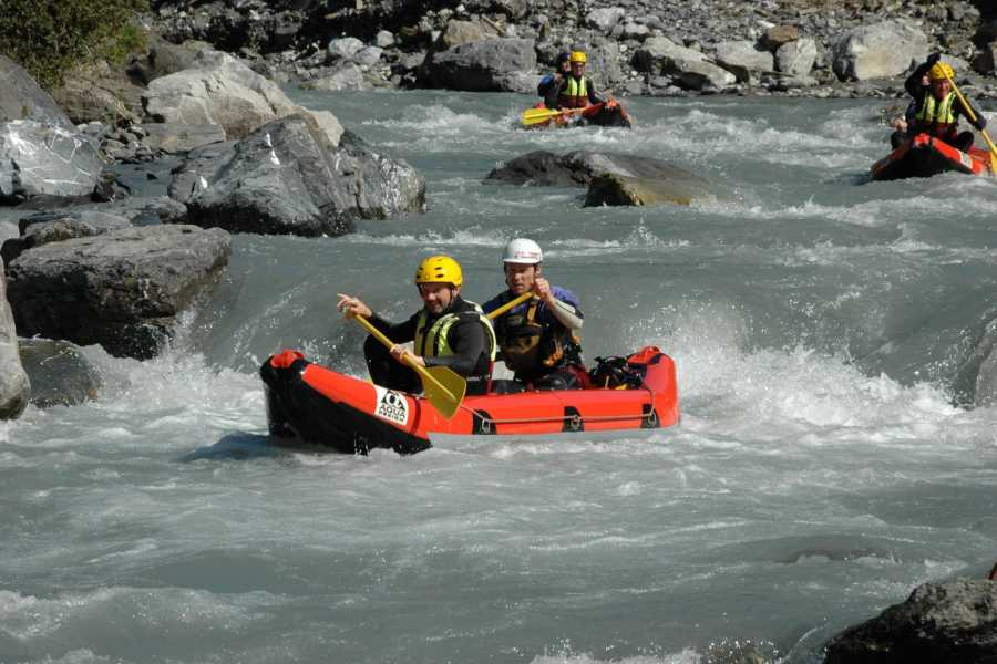 Outdoor Interlaken AG 双人漂流之旅(Tandem Rafting)