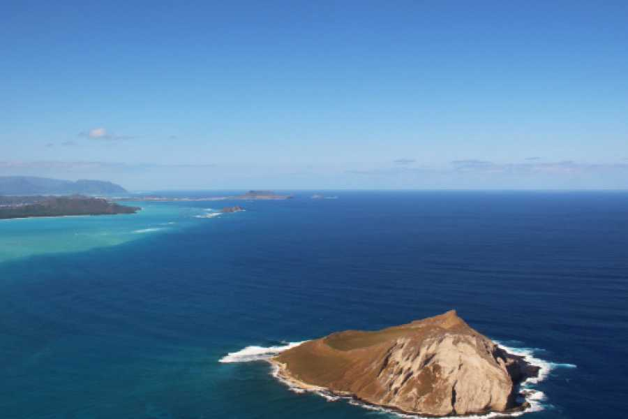 Dream Vacation Builders Blue Hawaiian Blue Skies of Oahu
