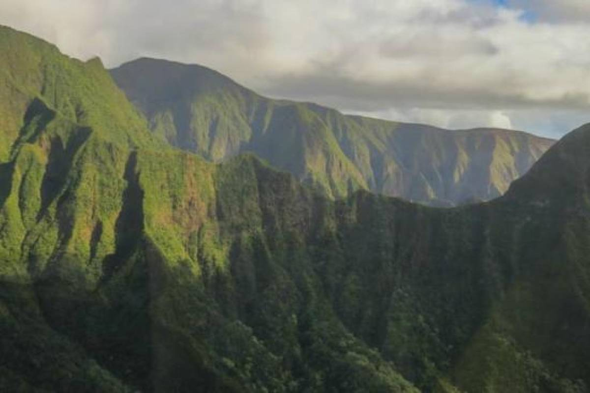 Dream Vacation Builders Blue Hawaiian West Maui Mountains Tour