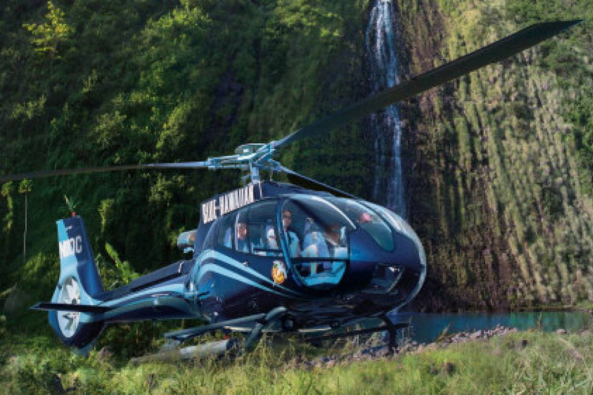 Dream Vacation Builders Blue Hawaiian Big Island Spectacular Tour