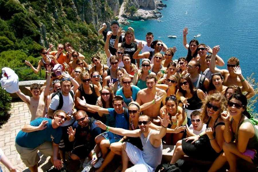 Bus2Alps AG Rome 2 The Amalfi Coast- Blue Route