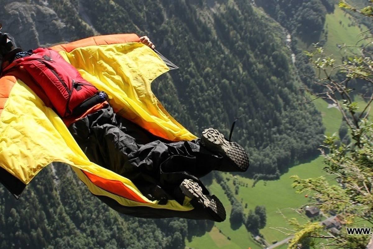 Swiss Alpine Guides Klettersteig Interlaken -Mürren