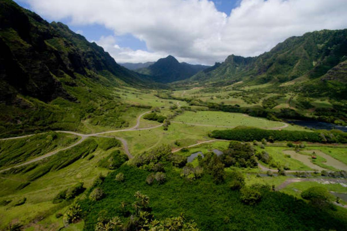 Dream Vacation Builders Makani Kai: Ko'Olina Circle Island Tour