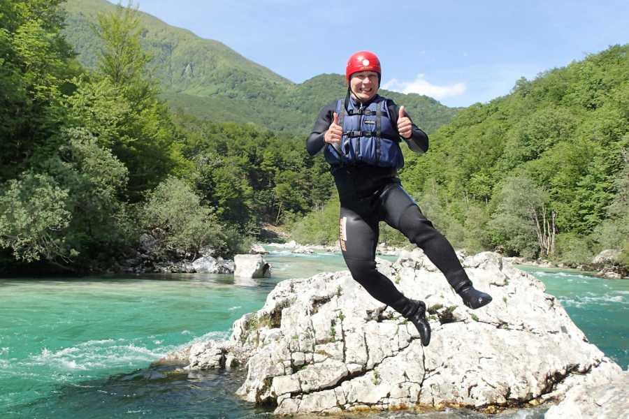 HungaroRaft Kft Soča rafting weekend, from Bovec, Slovenia