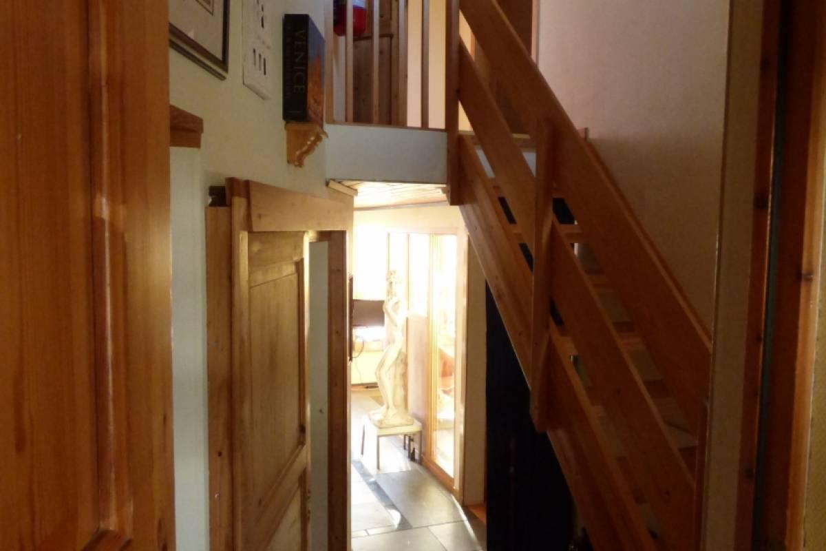 """Hardanger Feriesenter AS Nesvika Energiehaus 2 """"Das Klassische Haus"""""""