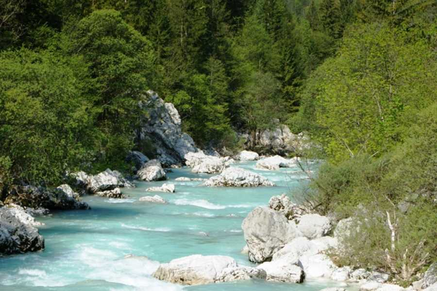 HungaroRaft Kft Rafting Szlovéniában