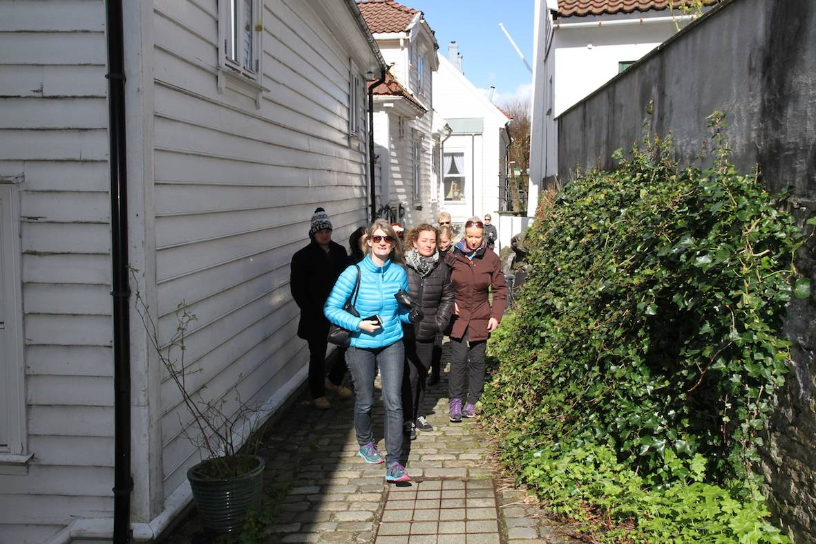 Guided Food and Culture Walk - Norway Insight