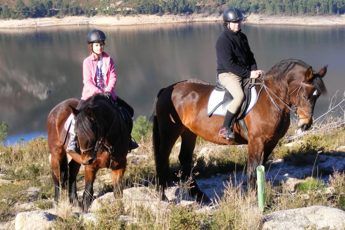 Gerês Holidays Passeio a Cavalo de 2h