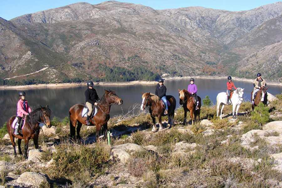 Gerês Holidays 1 day Horseback Ride - Villages' Trail