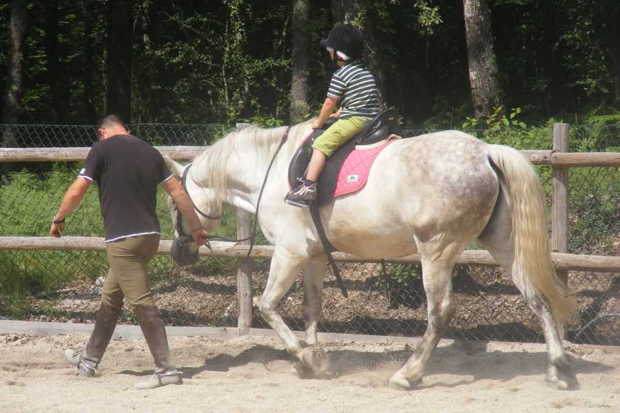 Gerês Holidays Experiencia a Caballo para niños