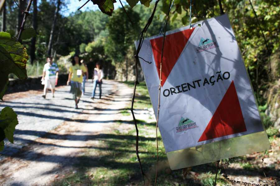 Gerês Holidays Outdoor orientation