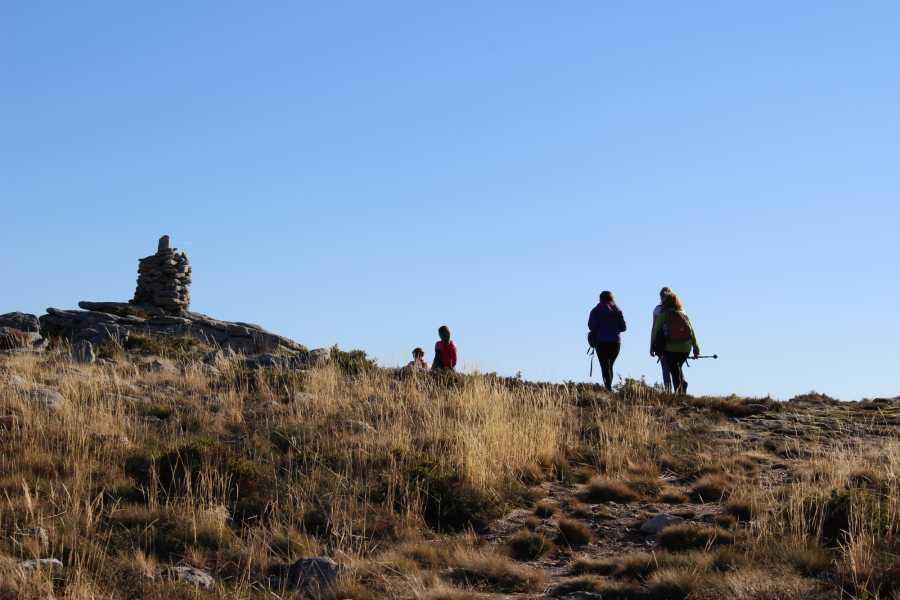 Gerês Holidays Fußwanderung von ½ tage