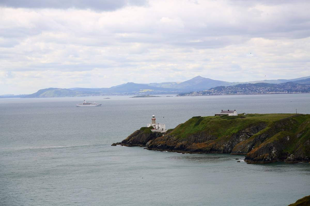 Shane's Howth Hikes Rockhopping and Cave Safari - July 2nd and 3rd