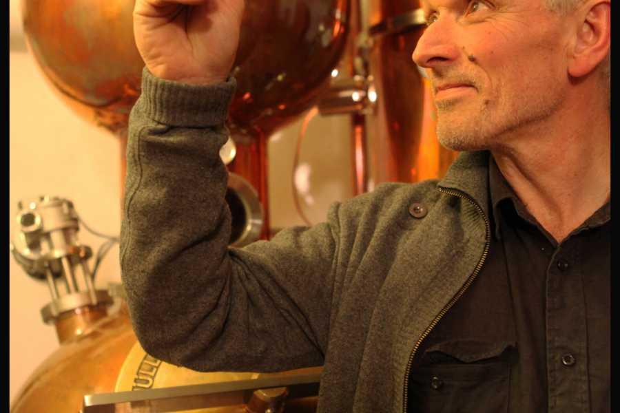 Ciderhuset Kulturvandring og cidersmaking