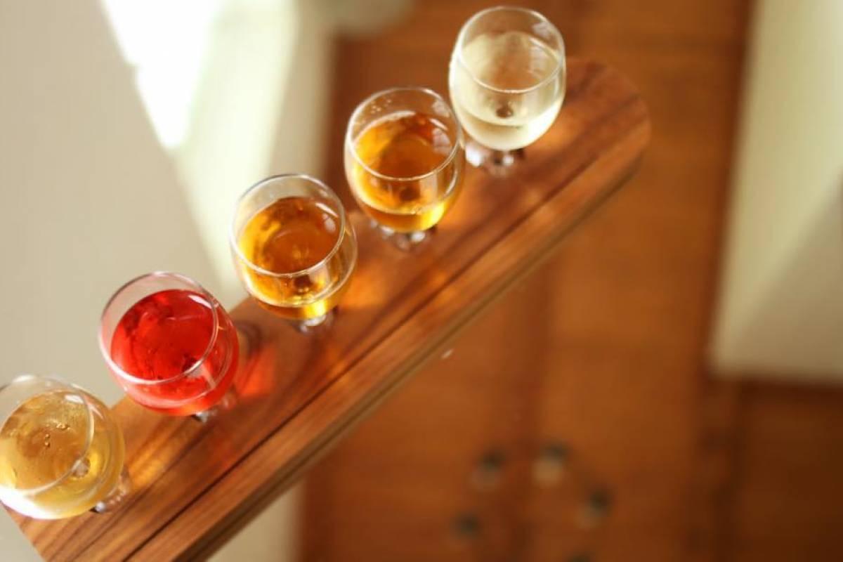 Ciderhuset Hike and cider tasting