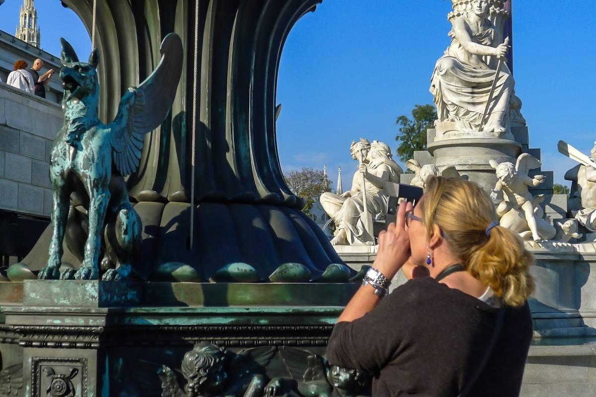 Sophort Polaroid Fototour Wien - Classic