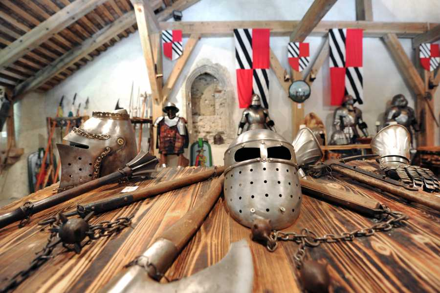 ToDoInSlovenia, brand of Kompas d.d. Postojna Cave & Predjama Castle - Underground Treasures & Legends