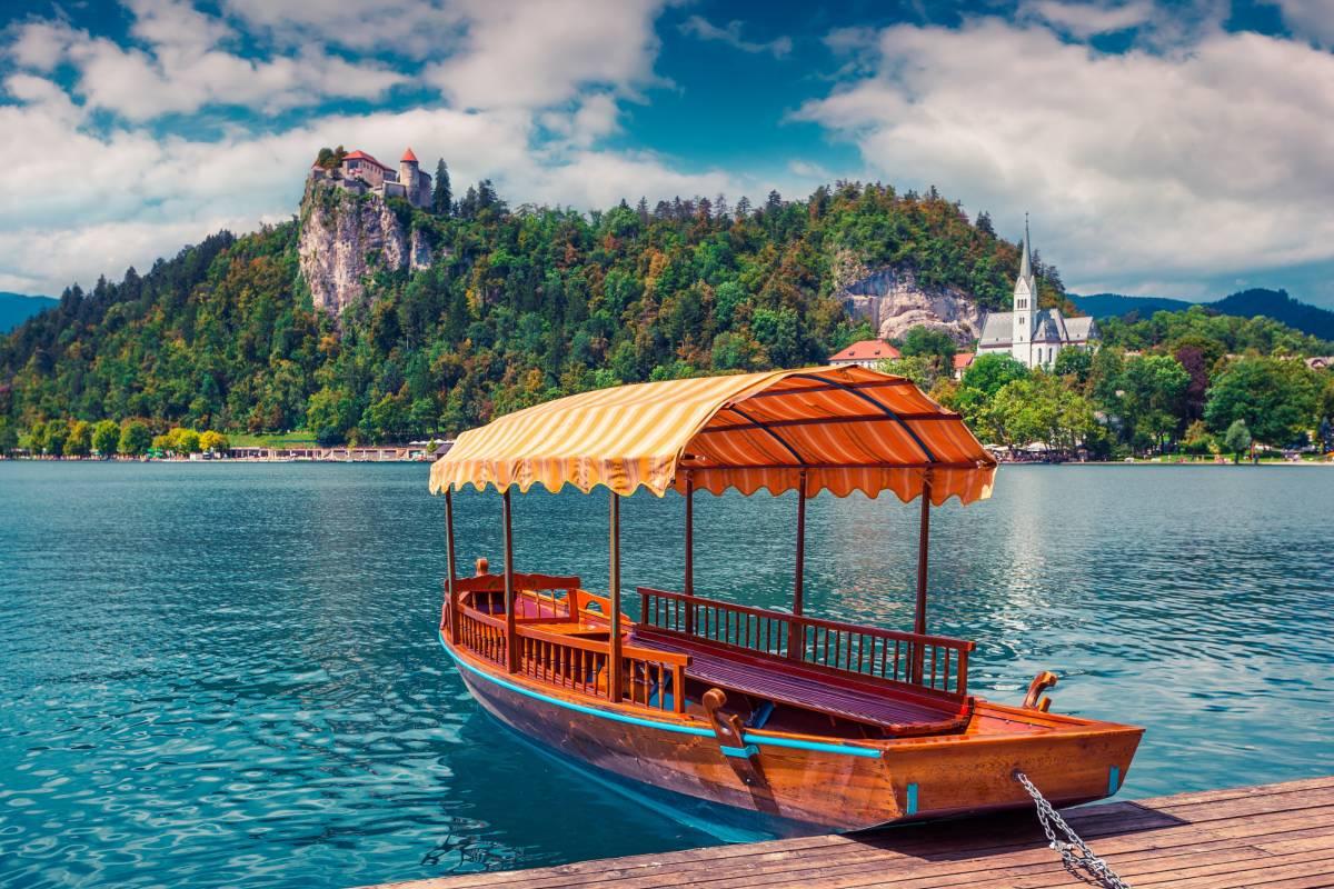 Kompas d.d. Lake Bled & Lake Bohinj - Beyond the Alpine Lakes