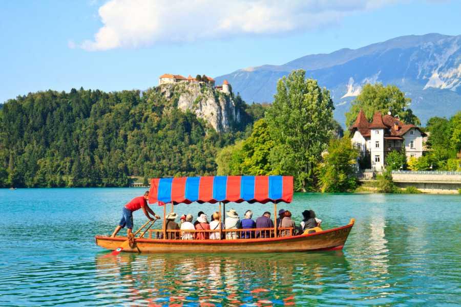 ToDoInSlovenia, brand of Kompas d.d. Lake Bled & Lake Bohinj - Beyond the Alpine Lakes