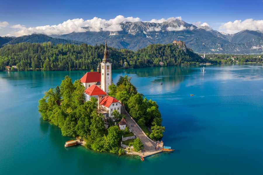 ToDoInSlovenia, brand of Kompas d.d. Lake Bled - An Alpine Pearl