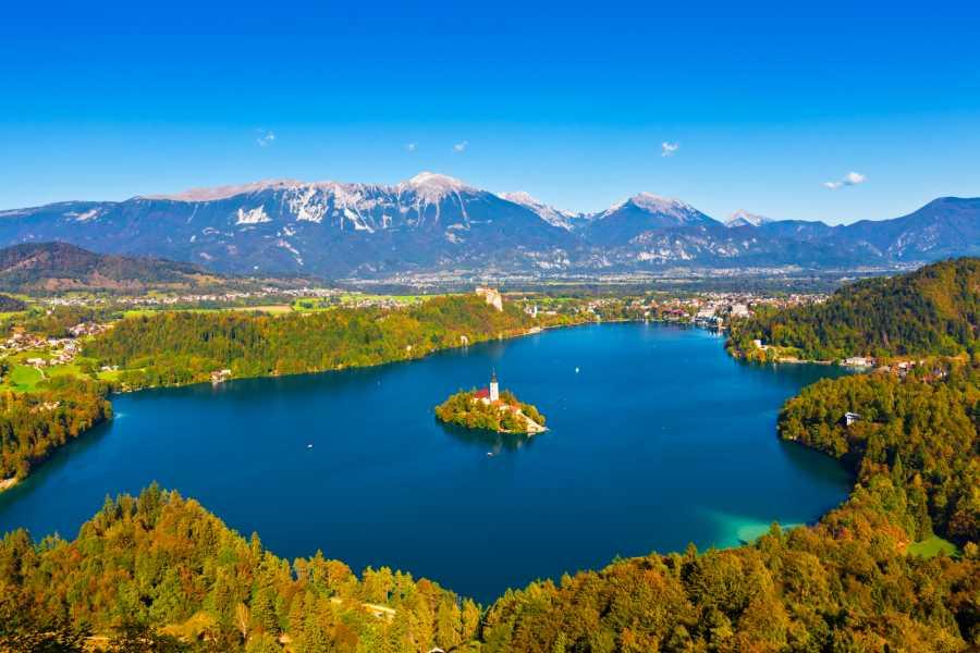 ToDoInSlovenia, brand of Kompas d.d. Lake Bled & Cream Cake Tasting