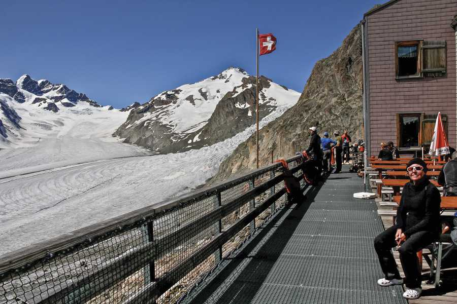 Grindelwaldsports Aletsch Gletscherwanderung