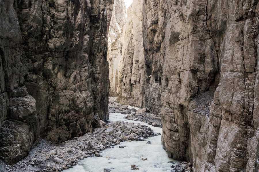Grindelwaldsports Gletscherschlucht Grindelwald