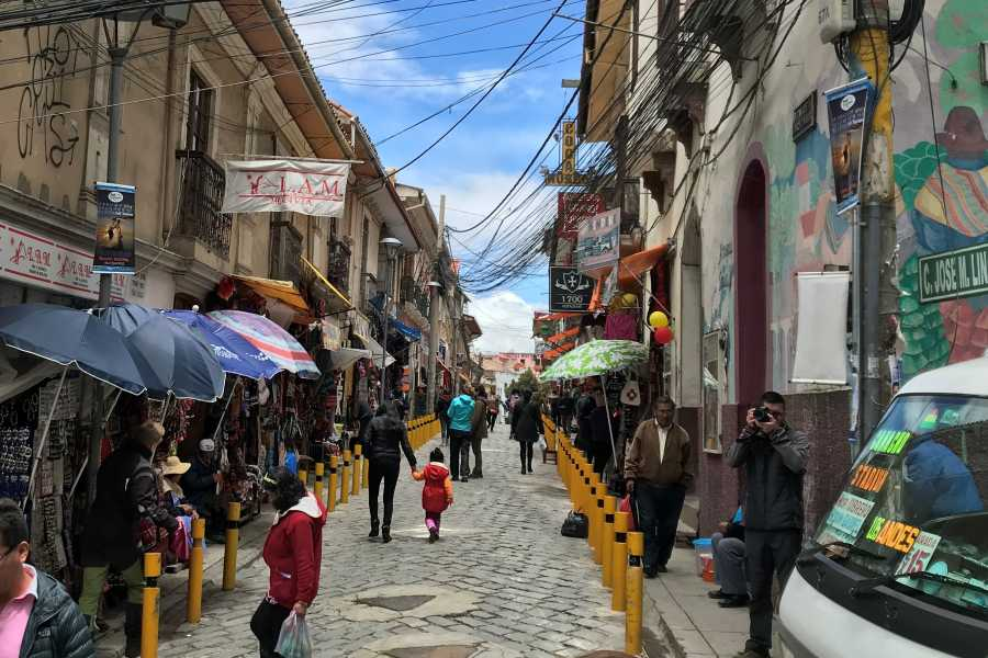 buhostours CITY TOUR - LA PAZ