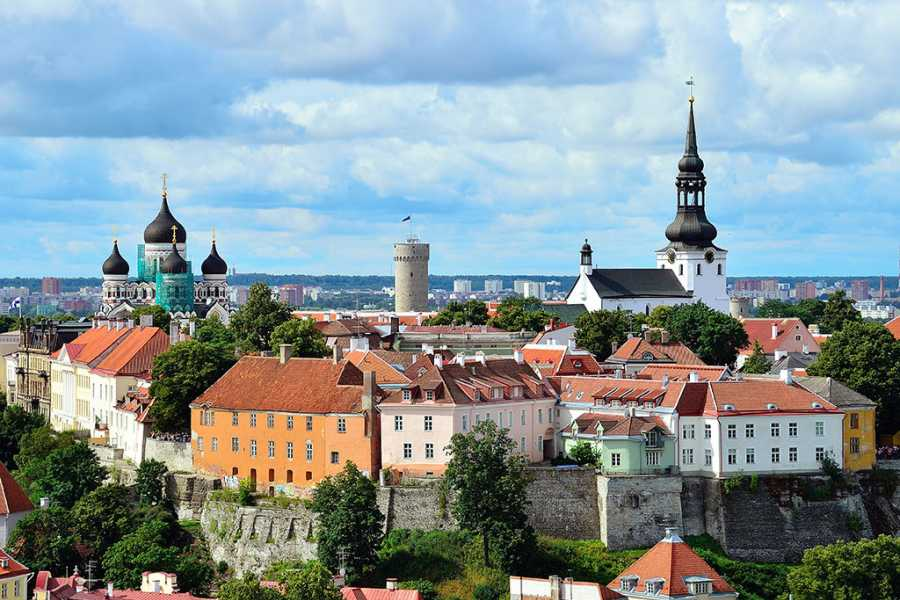walks in europe Everything Tallinn, 4 hrs, Shared with Vehicle