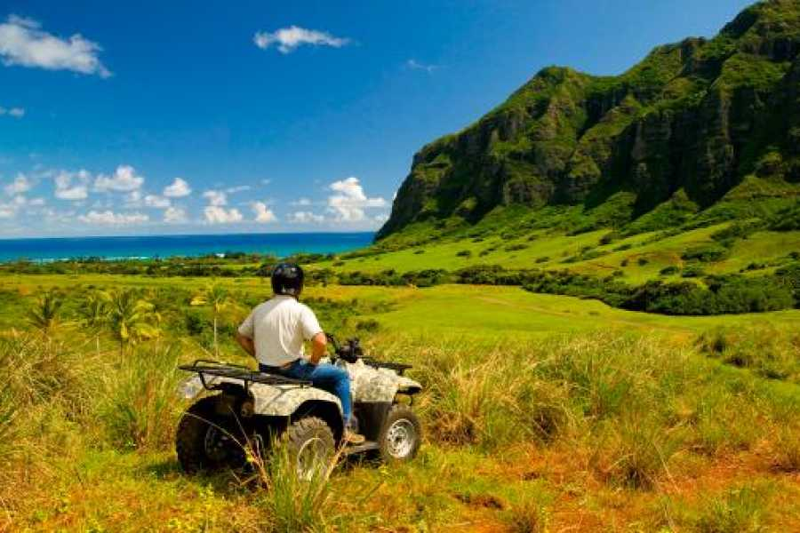 Dream Vacation Builders Kualoa Ranch ATV Tours