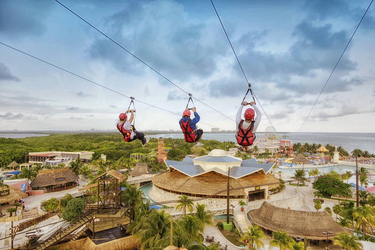 Cancun Vacation Experts ALL DAY UNLIMITED ADVENTURE