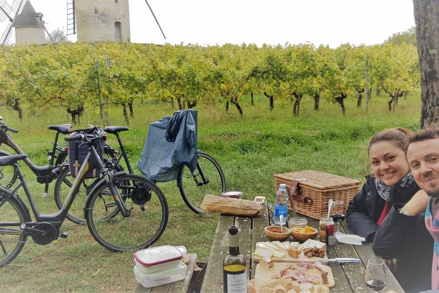 Rustic Vines Bike-Electric Saint-Emilion Full Day