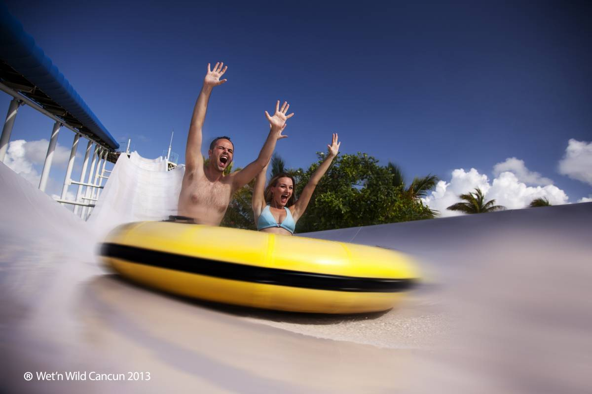 Cancun Vacation Experts AVENTURA EN VENTURA PARK