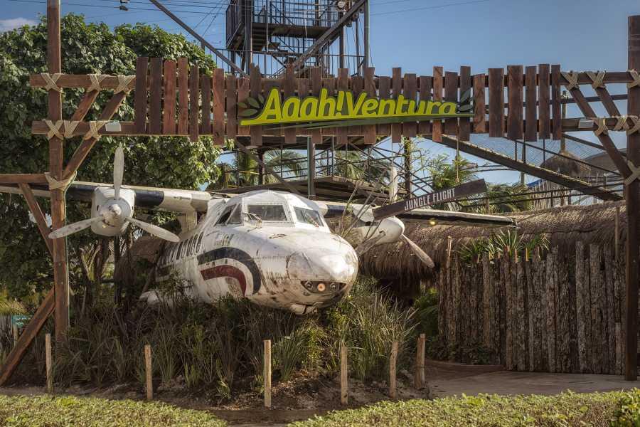 Cancun Vacation Experts AVENTURA EN VENTURA PARK