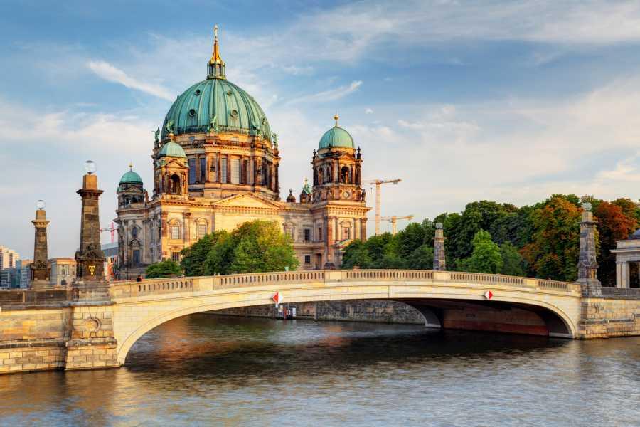 TourguideMe Berlins Top20 Sehenswürdigkeiten