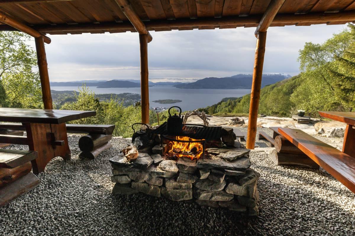 Åkrafjorden Oppleving AS Wasserfall, Fjord und unberührte Natur!