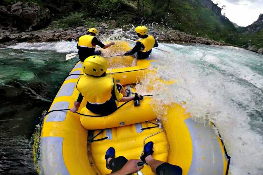Tarakularaft RAFTING THROUGH THE DEEPEST PART OF TARA CANYON (36KM RAFTING)