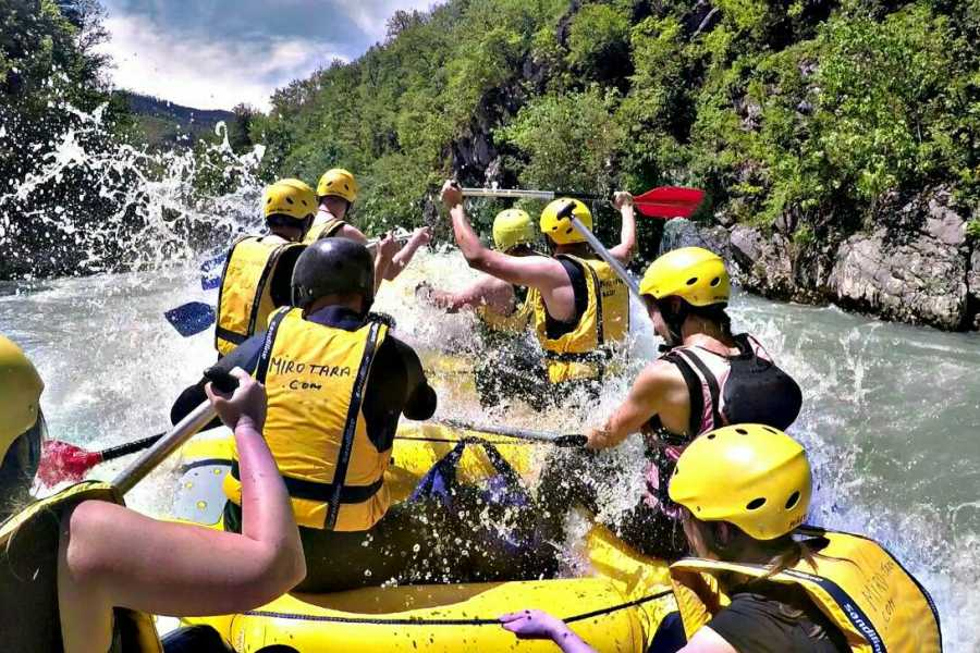Tarakularaft SPECIAL TWO DAYS RAFTING WITH CAMPING ( 96KM RAFTING)