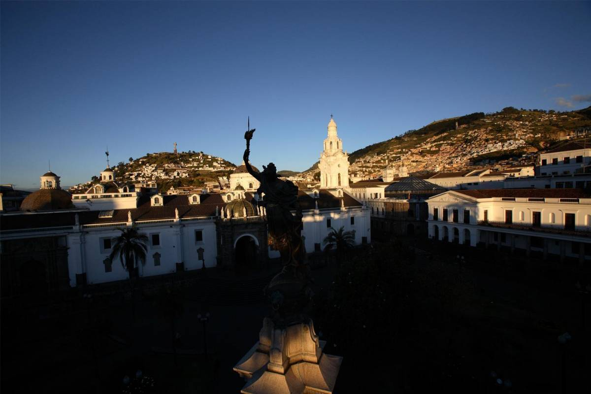 Gray Line Ecuador Quito Panorámico