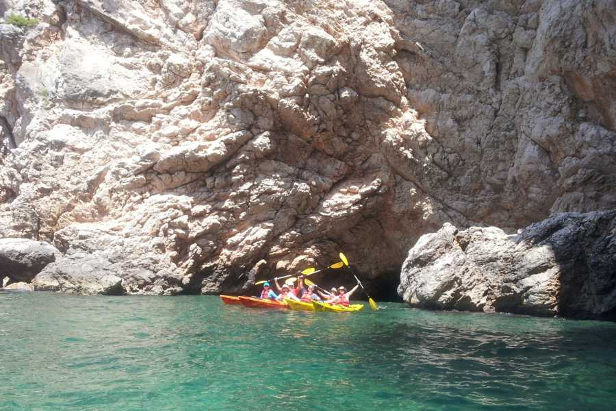 Nature Trips Dubrovnik coast - Kayaking Day Tour