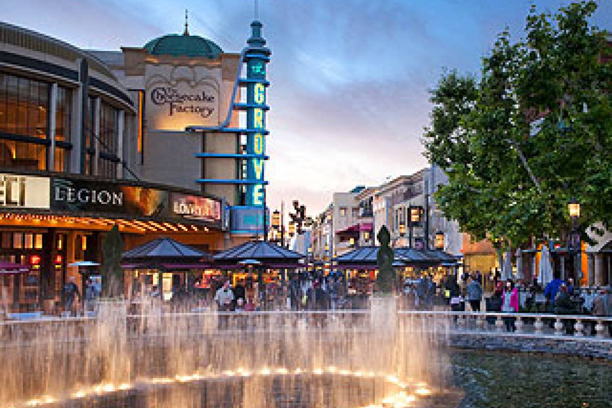 "Southern California Ticket & Tour Center Plan E: 3 Nights/4 Days- ""Los Angeles & Hollywood"" Package"""