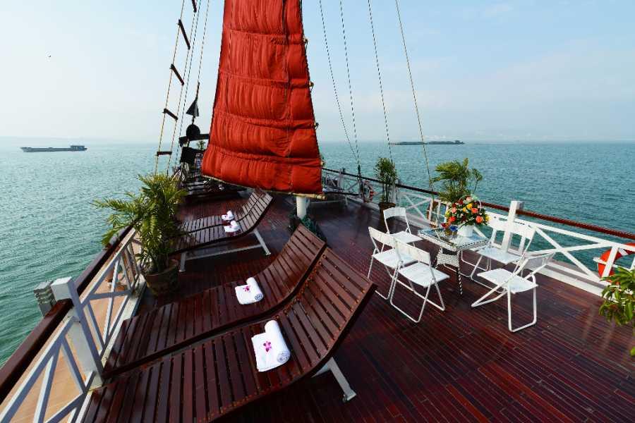 Friends Travel Vietnam Imperial Legend Cruise  | Halong Bay 3D2N
