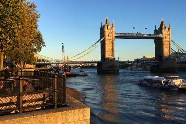 London Old City Walking Tour