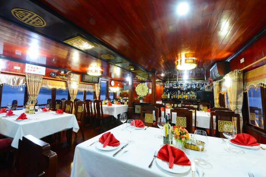 Friends Travel Vietnam Imperial Legend Cruise   2D1N Halong Bay