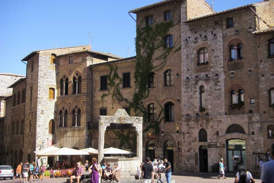 Italy on a Budget tours THE BEST OF TUSCANY  - 4DAYS/3NIGHTS