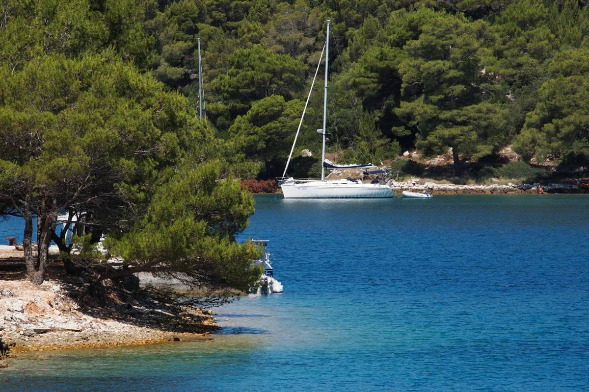 Nature Trips Croatia Naturist Cruise from Split
