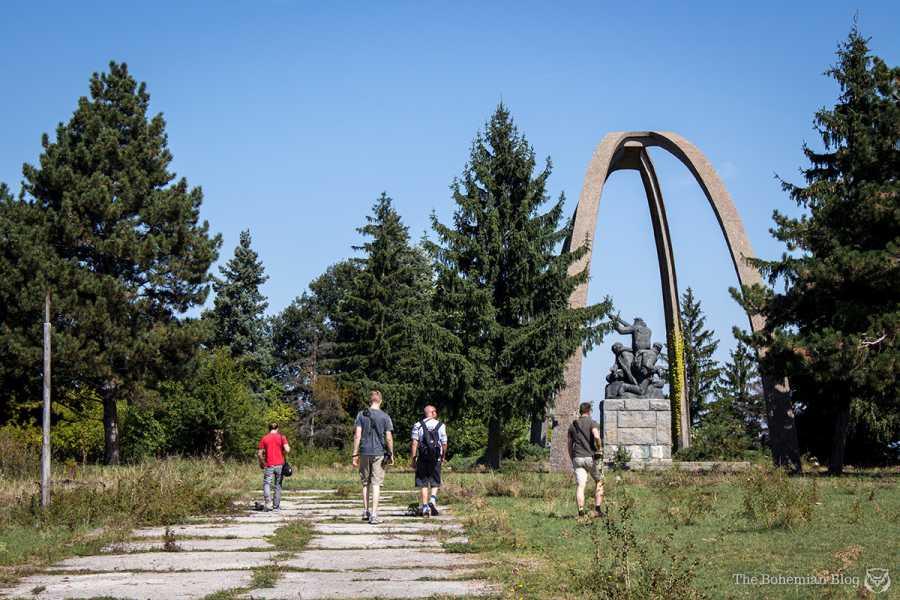 Explorabilia Bulgaria Arkitektour
